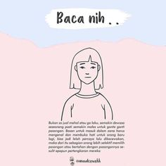 Hp Quotes, Quotes Lucu, Cinta Quotes, Wattpad Quotes, Quotes Galau, Today Quotes, Text Quotes, Self Love Quotes, People Quotes
