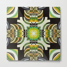 Sunday Samba Metal Print by sundaysamba Aluminium Sheet, Samba, Wooden Frames, Metal Art, Vibrant Colors, Hanger, Sunday, Canvas, High Gloss