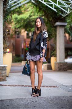 Aimee song skirt style