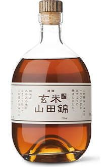 AKASHI-TAI Genmai Yamadanishiki 2002, Akashi–Tai 720ml  wine / vino Japan