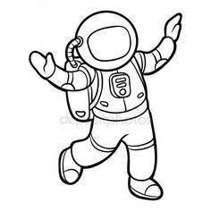 astronotlar boyama ile ilgili görsel sonucu