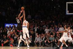 New York Knicks vs. Toronto Raptors - 4/9/17 NBA Pick, Odds, and Prediction