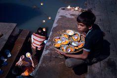 0123 The Aarti--Varanasi , India   The aarti is a Hindu ritu…   Flickr