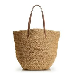 J.Crew Farmer's market tote ($50) ❤ liked on Polyvore