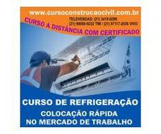 Curso De Refrigeração - cursoconstrucaocivil.com.br