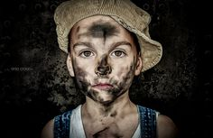 Alan by Ania Ciolacu Top Photo, Children Photography, Documentaries, Vogue, Fine Art, Portrait, Artwork, Inspiration, Oil