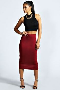 Mindy Midi Skirt