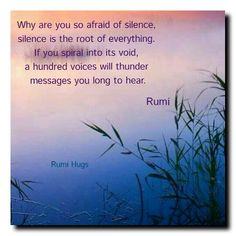 Beloved Rumi... Rumi Hugs page