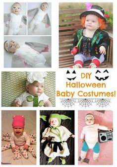 Whether you\'re looking for a Halloween costume for yourself your . a dozen Halloween parties to go to because I was swimming in great costume ideas. Cute Baby Halloween Costumes, Toddler Costumes, Boy Costumes, Halloween Activities, Halloween Kids, Costume Ideas, Monster Activities, Spooky Costumes, Halloween Sewing