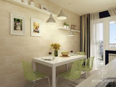 Однокомнатная квартира «IKEA style» | Welcome-studio