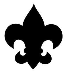 Boy Scouts Cub Scout Symbol 2 Cricut SCAL SVG