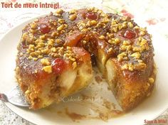 Food Cakes, Gem, Cake Recipes, Caramel, French Toast, Sweets, Cooking, Breakfast, Desserts