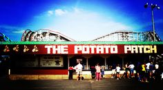 The Potato Patch- Kennywood.. I used to look forward to these fries the whole trip down to the park..mouth watering good