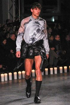 Givenchy Fall/Winter 2013-14 Men's Show   Homotography