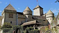 Chillon Castle ©Montreux Rivera