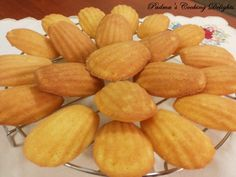 Padma's Cooking Delights:-Madeleines