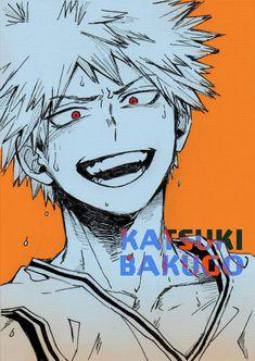 My Hero Academia - Bakugou Katsuki♡