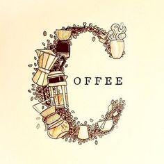 """C"" is always for Coffee! #MrCoffee"