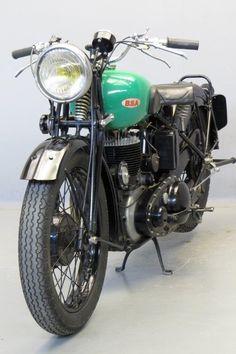 BSA   1940  M20  496 cc side valve