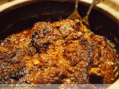 Indisches Seyal Gosht: Lamm in Zwiebeln und Joghurt
