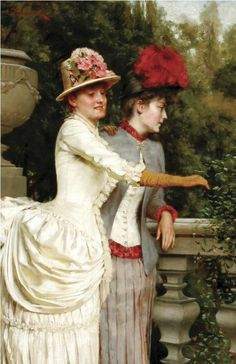 Fredèric Soulacroix (1858 – 1933) – Pintor Italiano_15