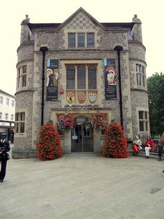 Winchester City Museum Winchester, England Winchester England, Winchester Hampshire, Hampshire England, Roanoke College, Best Pubs, City Museum, Kingdom Of Great Britain, Uk Homes, Cathedrals