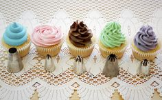 cup cake bico X tipo - Google Search