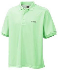 Columbia Perfect Cast Omni-Shade Polo Shirt for Men - Key West - S
