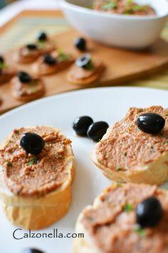 PASTA KANAPKOWA Z SARDYNEK French Toast, Pancakes, Pasta, Breakfast, Food, Morning Coffee, Essen, Pancake, Meals