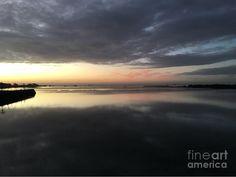 Panglao Bay Photograph - Sunrise At Panglao Bay by Kay Novy