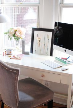 Lauren Elizabeth: Workspace Redo