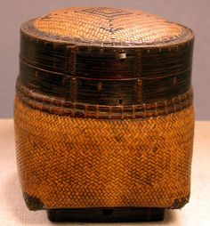 Lidded Basket | Philippines | The Met