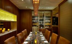 Culina Modern Italian Four Seasons Los Angeles at Beverly Hills///DESIGN:EDG