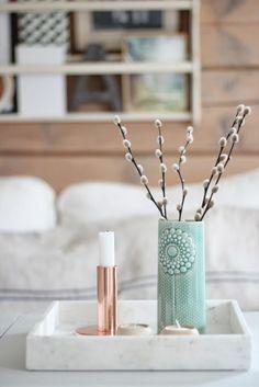 Cuivre et notes pastelles - Här är trenden vi aldrig tröttnar på (håller sig kvar våren 2015) - Sköna hem