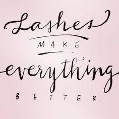 Get longer, thicker and darker #lashes Wendy.reid@mail.com #grandelashmd #lashesextensions