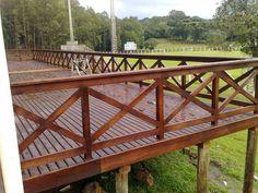 I love this outstanding second story deck Teras - Modern Deck With Pergola, Pergola Shade, Gazebo, Exterior Handrail, Second Story Deck, Deck Bar, Deck Railings, Backyard, Patio