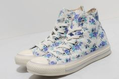 Converse All Star Hi Floral Pack-Perfect to cheer up life's rainy days ;)