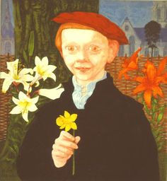 Kunstkabinet Herens: The narcis / Die Narcis / Le narcis / il narcis / ...