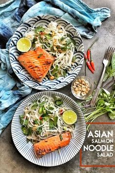 Spicy Asian Salmon N