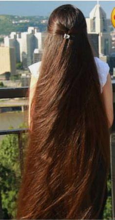 Long Silky Hair, Long Dark Hair, Indian Long Hair Braid, Braids For Long Hair, Really Long Hair, Super Long Hair, Beautiful Long Hair, Gorgeous Hair, Beautiful Redhead