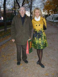 2008 Игорь Вулох с дочерью Лидией