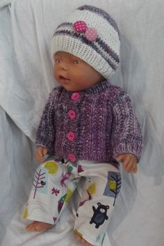 Baby Born, Knitted Dolls, Target, Crochet Hats, Knitting, Fashion, Dressing Up, Knitting Hats, Tricot