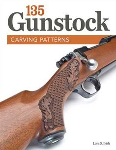 Create one-of-a-kind functional artwork that will be cherished for years to come with this treasury of classic gunstock carving patterns. You're sure to find the best carving pattern here for your nex Wood Turning Lathe, Wood Turning Projects, Diy Wood Projects, Wood Crafts, Rustic Crafts, Wood Lathe, Diy Crafts, Popular Woodworking, Fine Woodworking