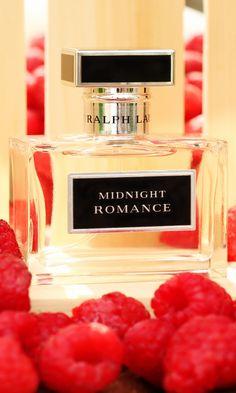 Midnight Romance's luscious raspberry and raw vanilla notes make an addictive scent.