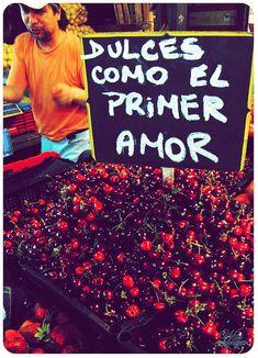 Tan dulces como el primer amor