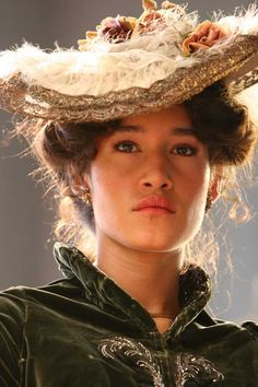 Q'Orianka Kilcher in Princess Kaiulani (2010).