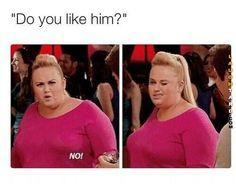 Do you like him