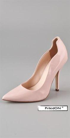 7ec64198a4d Бежевые лаковые туфли интернет магазин Pink Pumps