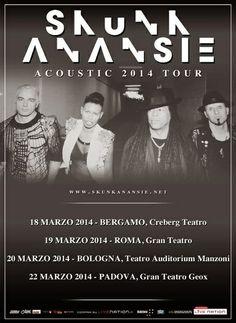 Eventi News 24: SKUNK ANANSIE: il concerto del 18 marzo a Bergamo è SOLD OUT! http://www.eventinews24.com/2014/01/skunk-anansie-il-concerto-del-18-marzo.html