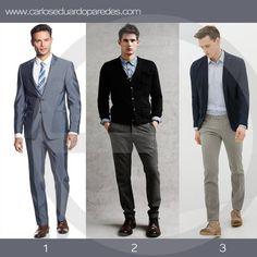 Comienza tu semana con mucho estilo y elegancia en la oficina. Te comparto estas recomendaciones que puedes utilizar hoy. ¿Cuál prefieres? ¿1, 2 ó 3?